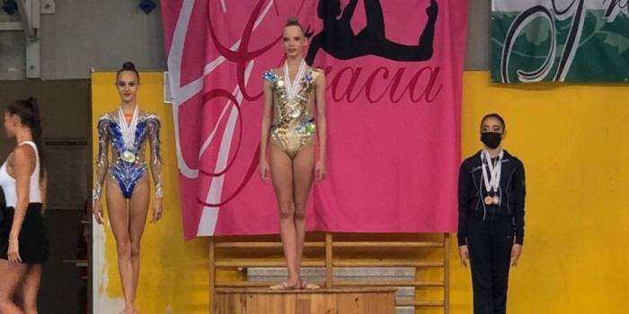 Azerbaijani gymnast grabs bronze at tournament in Hungary