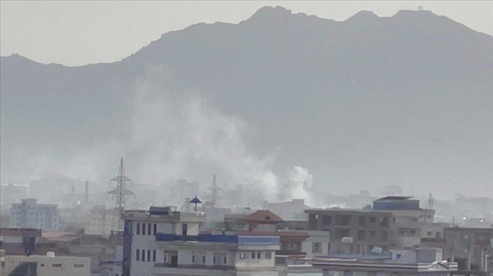At least 5 rockets fired on Kabul airport