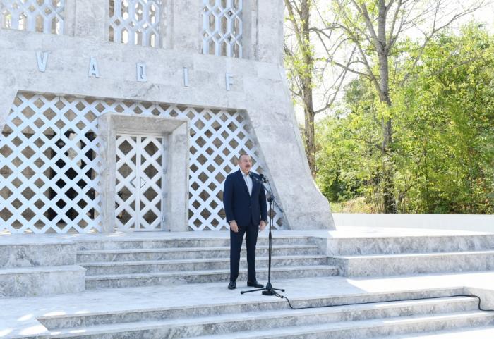 Shusha is the crown of Karabakh – President Aliyev
