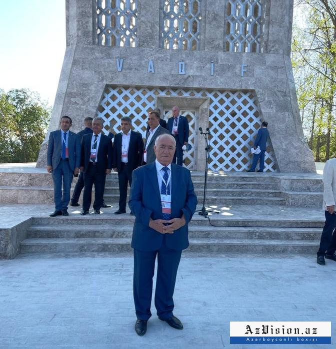 """""""Şuşa bizi bağışladı""""-  Xalq şairi"""
