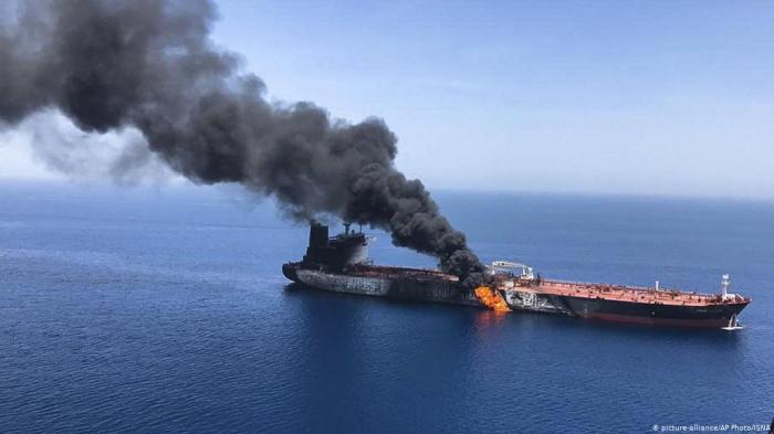 Gəmi qalmaqalı böyüyür:   ABŞ İrana kollektiv cavab hazırlayır