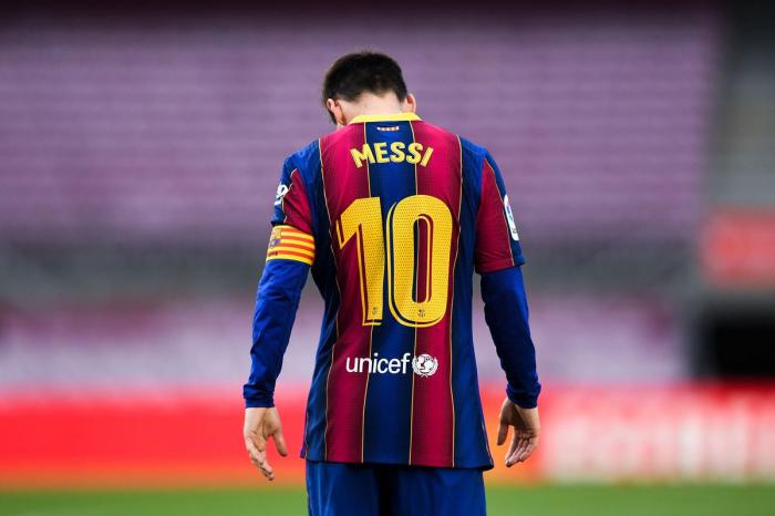 """Messi """"Barselona""""dan rəsmən ayrılıb"""
