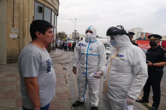 Koronavirus xəstəsinə cinayət işi açılıb