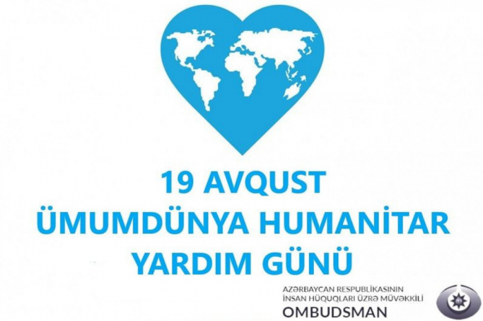 """""""1 milyondan çox soydaşımız  humanitar fəlakətlə üzləşib"""" -    Ombudsman"""