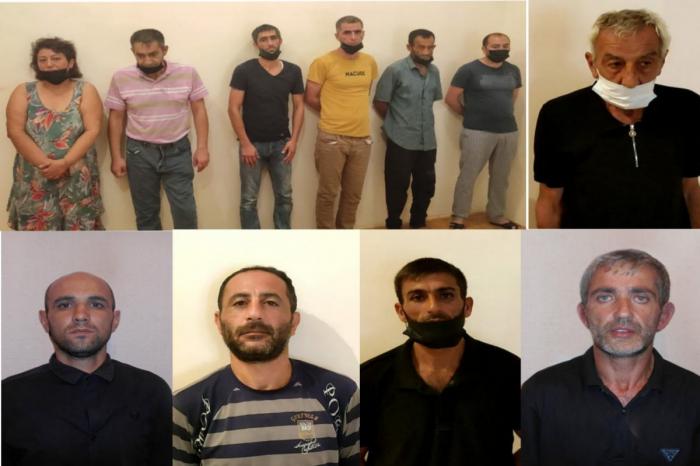 """Lənkəranda """"patı"""" əməliyyatı -    11 nəfər saxlanıldı"""