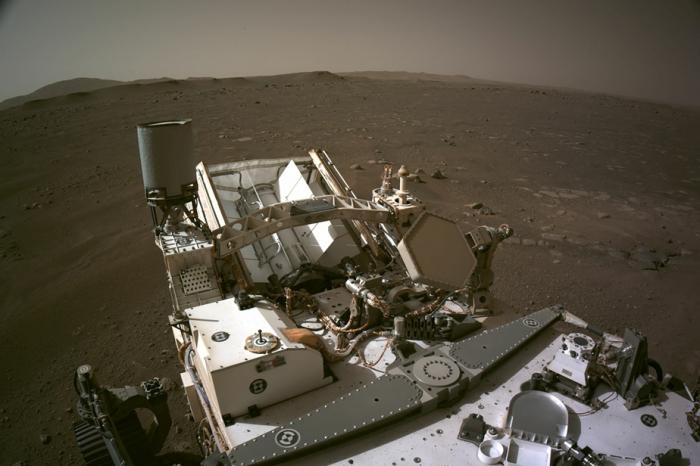 NASA: Le rover Perseverance échoue dans sa première tentative de collecter des roches sur Mars