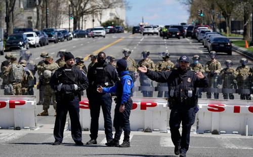 """ABŞ-da bomba həyəcanı:   """"O əraziyə yaxınlaşmayın"""""""