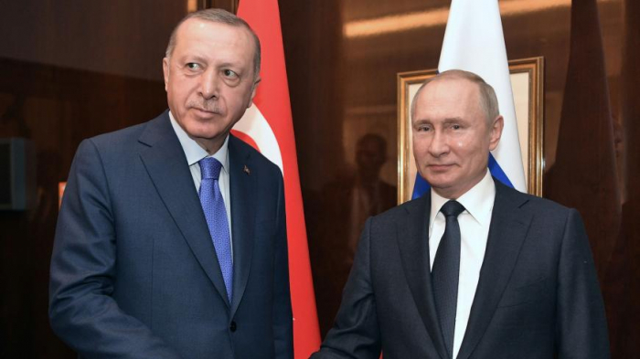 Russian, Turkish presidents discuss Afghanistan