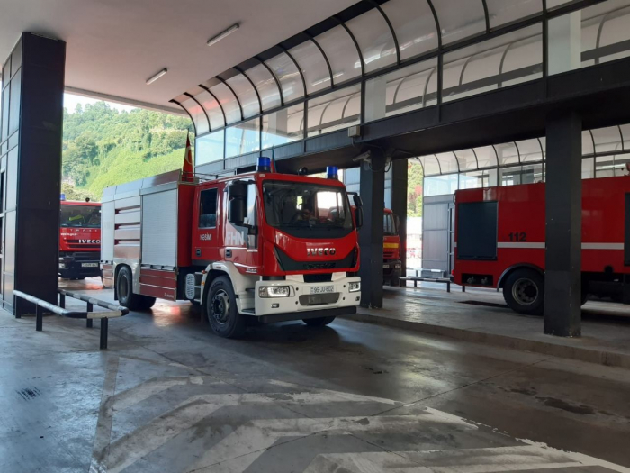 Third group of Azerbaijani firefighters, rescuers arrives in Turkey