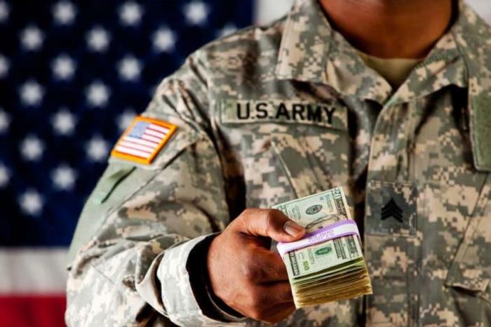 ABŞ Əfqanıstanda orduya günlük 300 milyon dollar xərcləyib