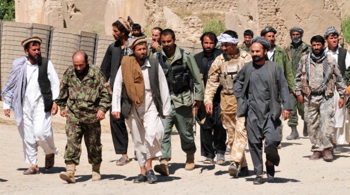 """""""Taliban"""" rəsmisi:  """"Pəncşir mühasirəyə alınıb"""""""