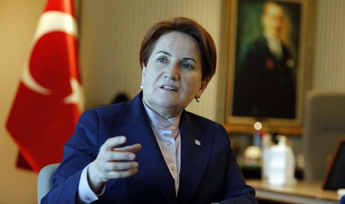 """""""Söykənəcəyimiz dağ can Azərbaycan oldu"""" –    Meral Akşener"""