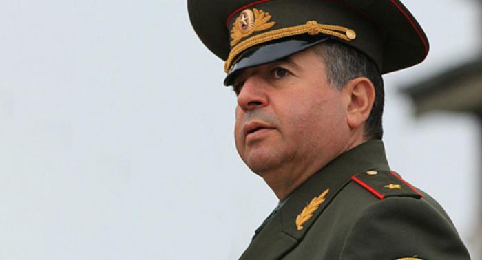 Arşak Karapetyan vəzifəsindən azad edilib