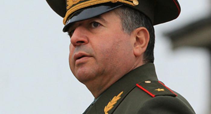 Karapetyan Ermənistanın müdafiə naziri təyin edildi
