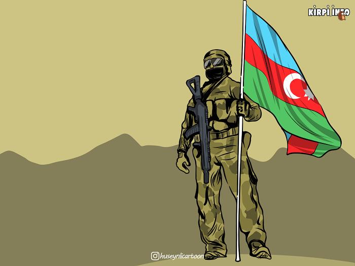 Chaque Arménien armé au Karabagh doit devenir une cible légitime pour l