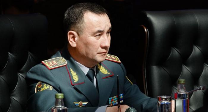 Qazaxıstanın yeni müdafiə naziri təyin edilib