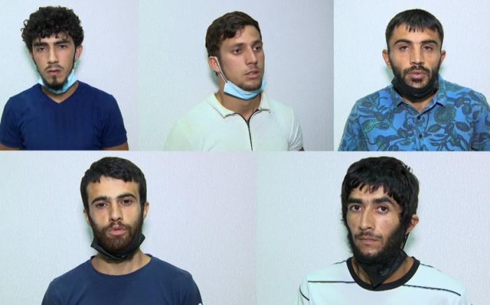 Bakıda tiryəkxana aşkar edildi -    5 nəfər saxlanıldı