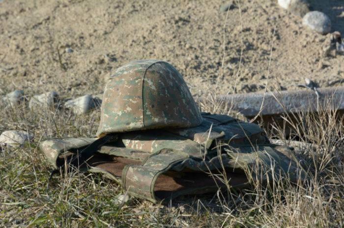 Qarabağda erməni hərbçinin meyiti tapılıb