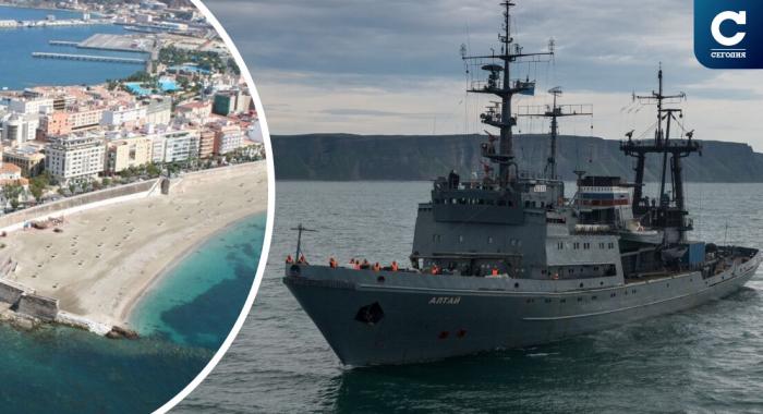 NATO-Rusiya münasibətləri kəskinləşir: Rus gəmiləri limana buraxılmadı