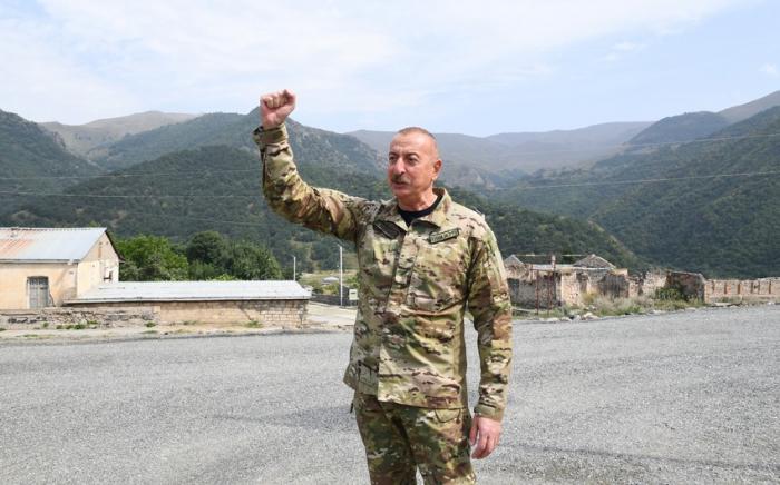 Misir portalı  Prezident İlham Əliyevin  Kəlbəcərdəki çıxışını işıqlandırıb
