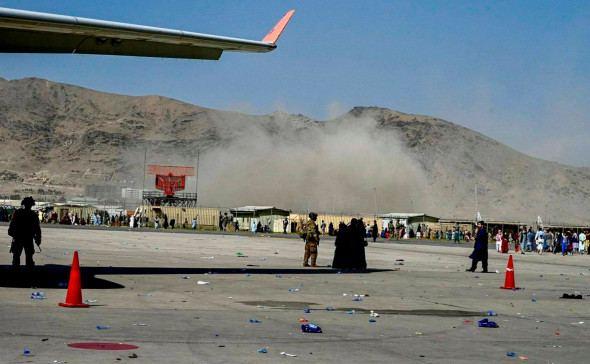 """Kabildəki partlayışlarda ən azı 28 """"Taliban"""" üzvü həlak olub"""