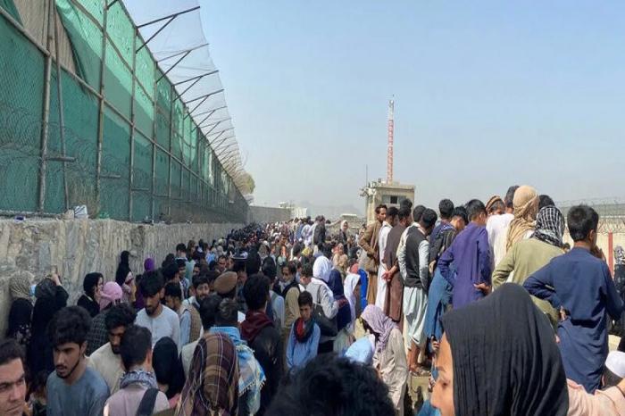 """""""Taliban""""ın hədəfi aeroportdur"""
