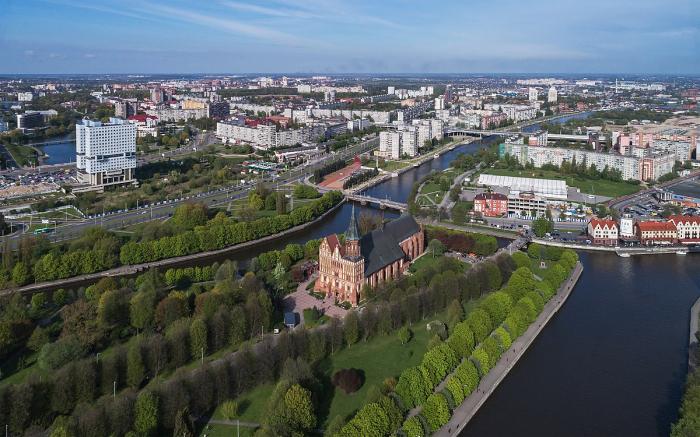 Almaniya ilə Rusiya    arasında ərazi mübahisəsi