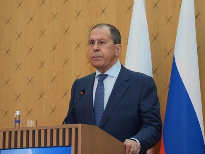"""""""Qarşılıqlı anlaşma yaradacaq bütün addımlar alqışlanacaq"""" -  Lavrov"""