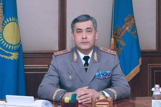 Tokayev müdafiə nazirinin istefasını qəbul edib