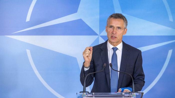 NATO baş katibi Əfqanıstanın yeni hökumətilə qurulacaq münasibətlərdən danışıb