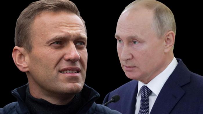 Navalnının həbsi siyasi deyil –    Putin