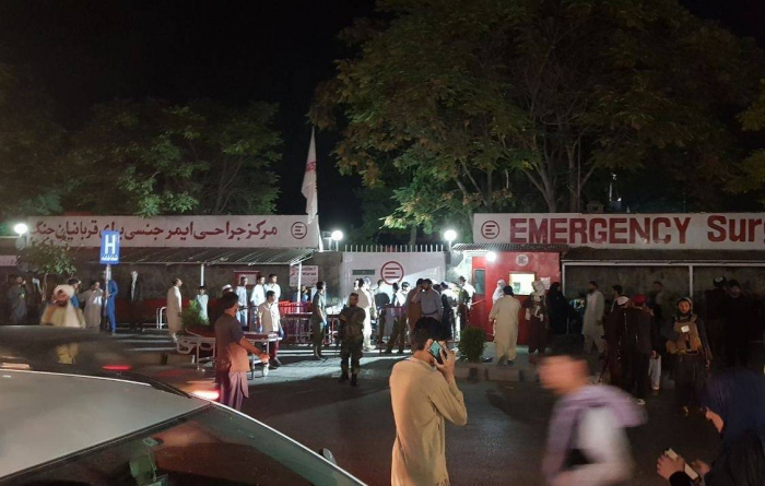 Mina partlaması nəticəsində üç Pakistan hərbçisi həlak olub