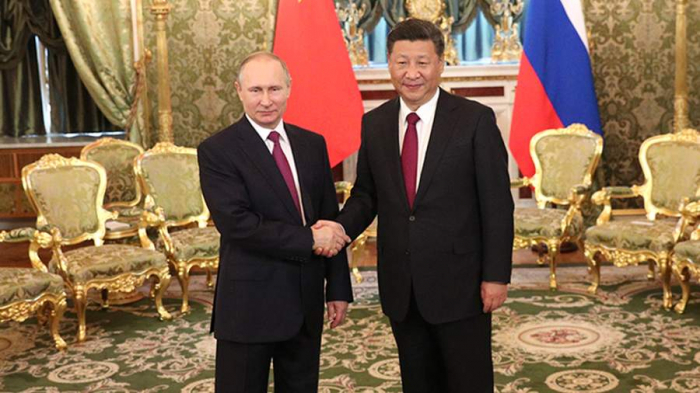 Çin və Rusiya liderləri Əfqanıstanı müzakirə edib