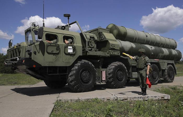 Rusiya ilə Türkiyə   S-400 müqaviləsi    imzalayacaq
