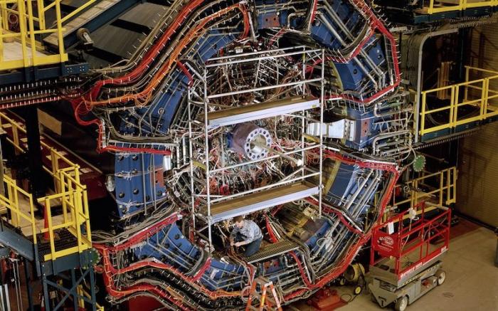 Fizikada böyük kəşf:    İşığın maddəyə çevrildiyi    sübut olundu