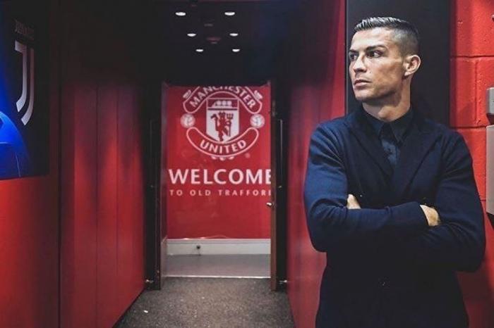 "Ronaldo ""Mançester Yuanayted""ə transfer olunub"