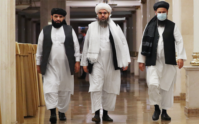 """Qazaxıstan """"Talibanı"""" tanımır"""