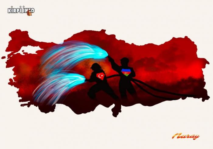 من الحدود الأذربيجانية إلى غابات تركيا -  كاريكاتورات الأسبوع