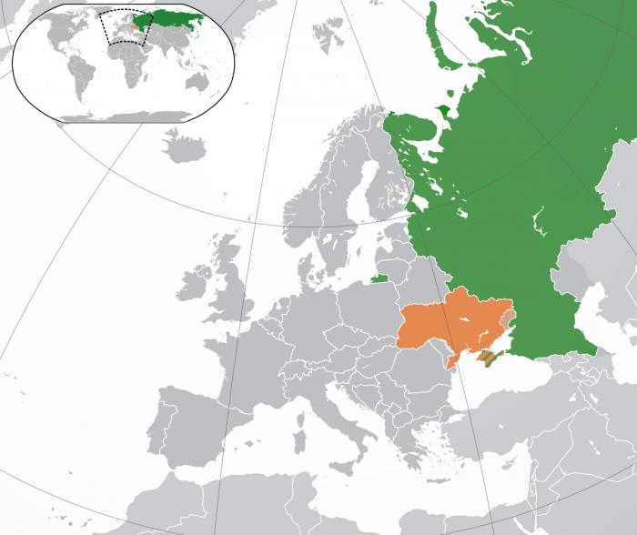 Ukrayna Rusiya ilə sərhədləri bağlamaq istəmir