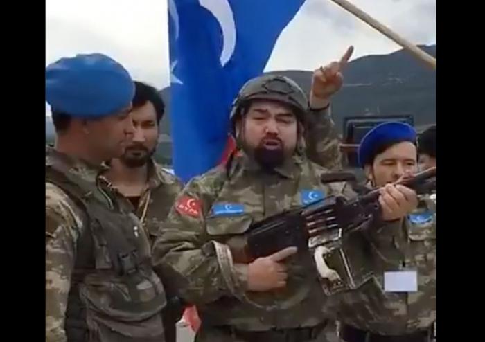 """""""Taliban"""" Çinə    """"Şərqi Türküstan İslam Hərəkatı""""    ilə mübarizə aparacağını vəd edib"""