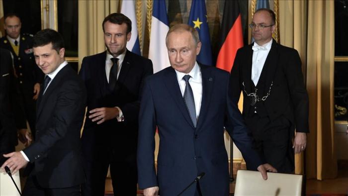 Zelenski Putinlə görüşmək istəyir