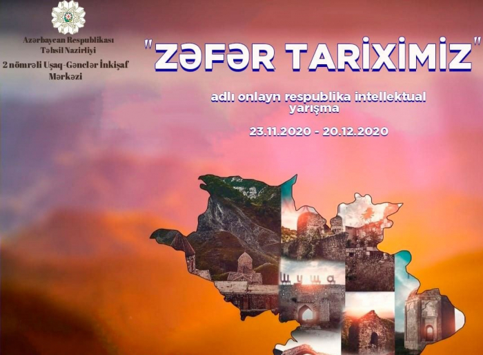 """Məktəblərdə """"Zəfər tarixi"""" tədris olunacaq"""