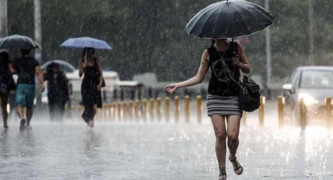Şimal rayonlarına yağış yağacaq, çaylarda daşqın olacaq
