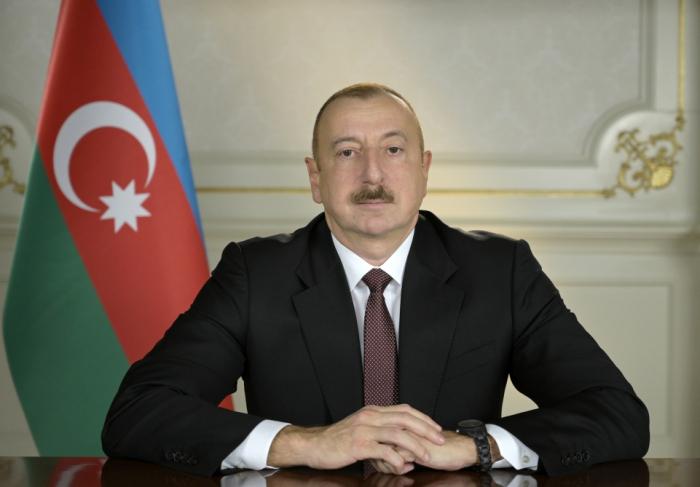 Ilham Aliyev adresse ses félicitations au président du Mexique