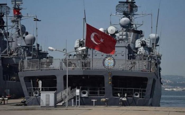 Türkiyə hərbi dəniz təlimlərinə başlayıb