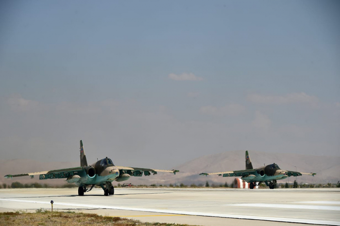 Azerbaijan's military aircraft leaves for Turkey for joint exercises