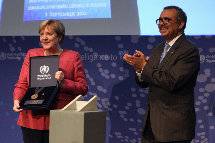 WHO pandemic early warning hub inaugurated in Berlin