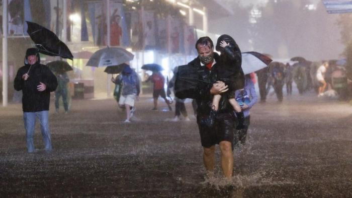 Storm Ida: Flash flooding in New York and New Jersey kills nine
