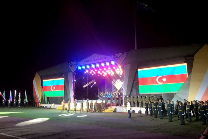 """Masters of Artillery Fire"" contest wraps up: Azerbaijani MoD"