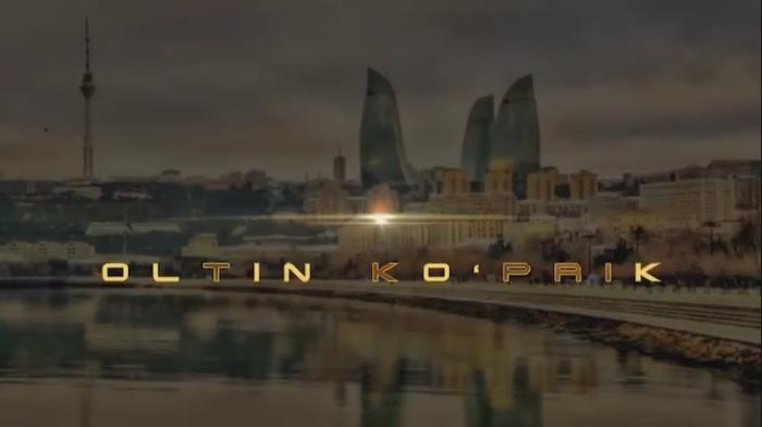 Uzbek TV channel broadcasts programme about Azerbaijan -   VIDEO